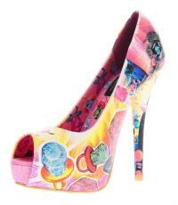Iron fist ladies sweets for my sweet platform shoes