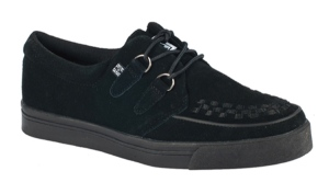 T.U.K Original Black Creeper Sneaker Shoes