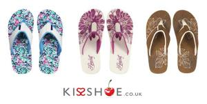 Animal footwear at KissShoe.co.uk