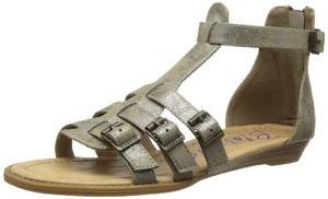 Blowfish Barnes Bronze Metallic Gladiator Sandals - £44.99